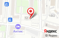 Схема проезда до компании Кукол в Москве