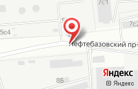 Схема проезда до компании Termoloft в Подольске
