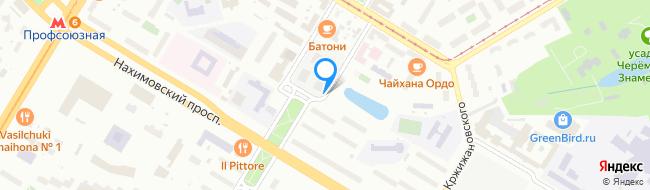 Новочерёмушкинская улица