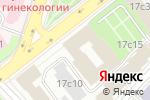 Схема проезда до компании Российский Государственный архив древних актов в Москве