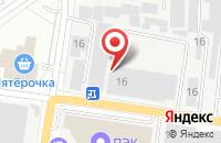 Схема проезда до компании ПрофСтеллаж в Подольске