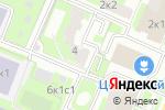 Схема проезда до компании ВетПро в Москве