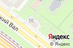 Схема проезда до компании NovaColor в Москве
