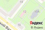 Схема проезда до компании Проф Экс в Москве