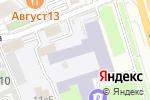 Схема проезда до компании Люксал в Москве
