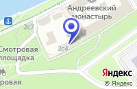 Схема проезда до компании АВТОСЕРВИСНОЕ ПРЕДПРИЯТИЕ АНТЕРА СЕРВИС в Москве