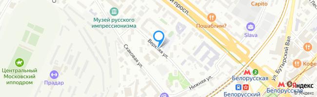 Верхняя улица