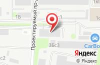 Схема проезда до компании Спец Строй в Москве