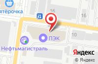 Схема проезда до компании ТЛК в Подольске