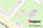 Схема проезда до компании Internet Securities в Москве