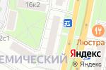Схема проезда до компании Охота на лис в Москве
