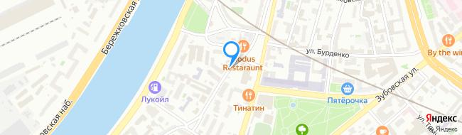 переулок Тружеников 1-й