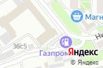 Схема проезда до компании Miro Consulting в Москве