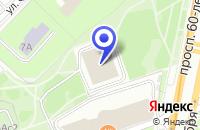 Схема проезда до компании МЕБЕЛЬНЫЙ МАГАЗИН СОЛО в Москве