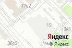 Схема проезда до компании Администратор Московского парковочного пространства в Москве
