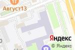 Схема проезда до компании ДЖИФОРМ в Москве