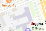 Схема проезда до компании Balleta в Москве
