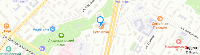 Черёмушкинский проезд