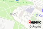 Схема проезда до компании Каравелла в Москве
