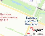 г. Москва, ул. Знаменские Садки, 1А