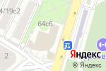 Схема проезда до компании The Great Gatsby в Москве