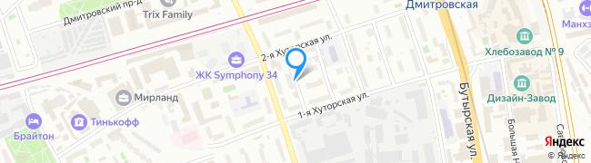 переулок Хуторской 4-й