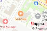 Схема проезда до компании BarB.Q в Москве