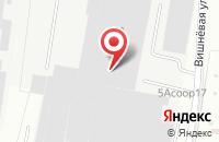 Схема проезда до компании Трест «Шахтспецстрой» в Подольске