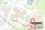 Схема проезда до компании Посольство Турецкой Республики в г. Москве в Москве