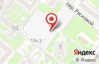 Схема проезда до компании Дайк Медиа в Москве