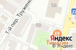 Схема проезда до компании Адвокат Малиновская Е.Г в Москве