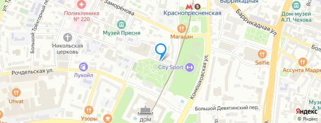 переулок Капранова