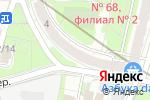 Схема проезда до компании ЮКС в Москве
