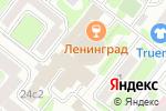 Схема проезда до компании Сауна на Белорусской в Москве