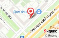 Схема проезда до компании Аб-Информ в Москве