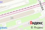Схема проезда до компании Башиловская-34 в Москве