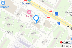 Снять комнату в Москве ул. Каховка, 23