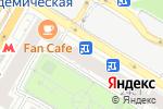 Схема проезда до компании Удобный Слон в Москве
