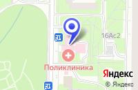 Схема проезда до компании ДИАГНОСТИЧЕСКИЙ ЦЕНТР № 5 в Москве