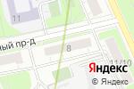 Схема проезда до компании Смерш в Москве