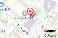 Схема проезда до компании Км-Директ в Москве