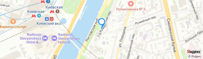переулок Ростовский 7-й
