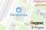 Схема проезда до компании Адвокаты Потапов К.А., Потапова Е.М в Москве