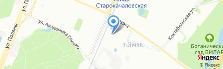 LegalConsult на карте Москвы