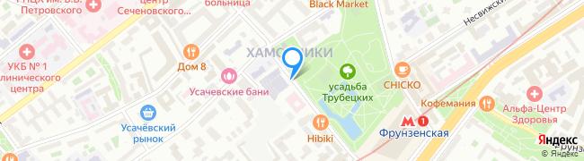 Трубецкая улица
