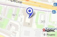 Схема проезда до компании МОСКОВСКОЕ ПРЕДСТАВИТЕЛЬСТВО ТФ АГРОКЕМИ в Москве