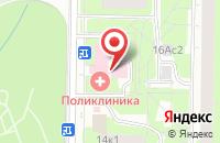 Схема проезда до компании Содействие Продвижению Лон-Технологии Лонмарк Рус в Москве