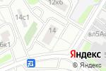 Схема проезда до компании Первая коллегия адвокатов в Москве