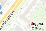 Схема проезда до компании Квест-Зона в Москве