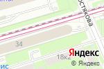 Схема проезда до компании САНТЕНОРМ в Москве